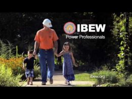 IBEW: Dad the Electrician